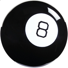 Mystic 8 Ball - Games & Toys