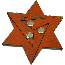 Star Break - European Wood Puzzles
