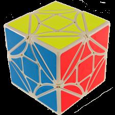 limCube Dreidel II (simple version) 3x3x3 - White Body -