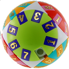 Wisdom Ball - INSPIRE - Sliding Pieces Puzzles