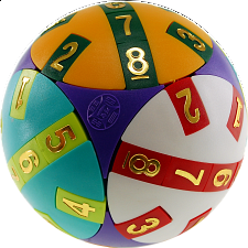 Wisdom Ball - ADVANCED - Other Rotational Puzzles