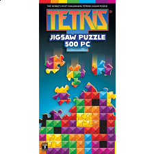 Tetris Jigsaw Puzzle (Kaleidoscope) - 500 Piece - Search Results