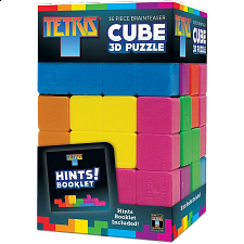 Tetris Brainteaser Cube - 3D Puzzle - Search Results