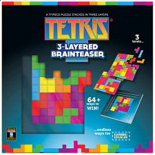 Tetris 3-Layered Brainteaser - Specials