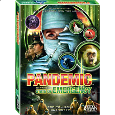 Pandemic: State of Emergency - Expansion - Family Games
