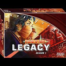 Pandemic: Legacy Season 1 (Red Edition) -