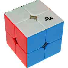 YuPo 2x2x2 - Black Body - Other Rotational Puzzles