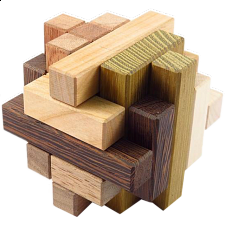 Little box - European Wood Puzzles