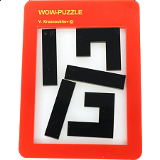 Wow Puzzle - Packing Puzzles