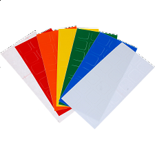 3x3x3 Half-Bright Sticker Set - Search Results