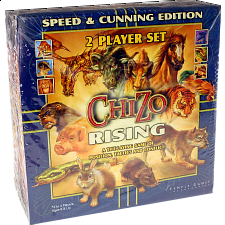 ChiZo Rising: Speed & Cunning Edition - New Items