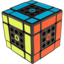 limCube Dual 3x3x3 Cube version 3.2 - Black Body - Other Rotational Puzzles
