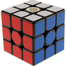 Gans Gan356S (standard) 3x3x3 Speed Cube - Black Body - Search Results