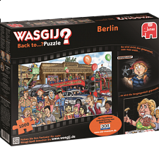 Wasgij Back to...?: Berlin - 1000 Pieces