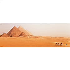 Heye Pyramids 1000 Piece Panoramic Jigsaw Puzzle - Panoramics