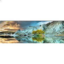 AVH Panorama: Blue Lake - Panoramics