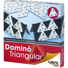 Triangular Domino - Dominoes