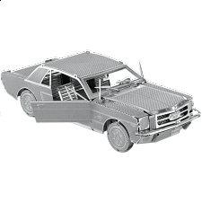Metal Earth - 1965 Ford Mustang - 3D