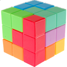 Soma 3D Puzzle Cube - Search Results