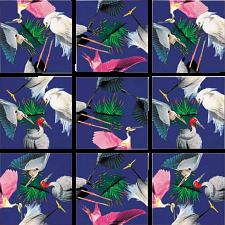 Scramble Squares - Wetland Birds - Tile Puzzles