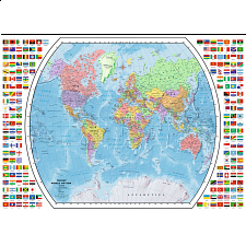 Political World Map - Search Results