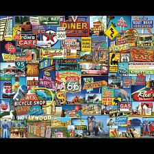 Roadside America - 1000 Pieces
