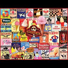 Ice Cream - 1000 Pieces