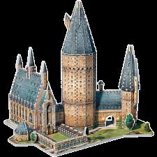 Harry Potter: Hogwarts Great Hall - Wrebbit 3D Jigsaw Puzzle -
