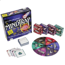 MindTrap: 20th Anniversary Edition - Family Games