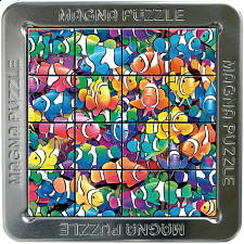 Magna 3D Lenticular Puzzle: Clown Fish - Search Results