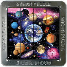 Magna 3D Lenticular Puzzle: Outer Space - Search Results