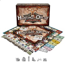 Hunting-opoly - Board Games
