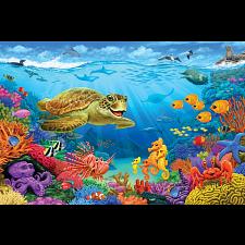 Floor Puzzle: Ocean Reef -