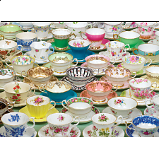 Teacups - 1000 Pieces