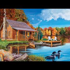 Loon Lake - Large Piece -