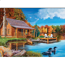 Loon Lake - 500-999 Pieces