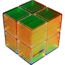 Clear 2x2x2 Cube - Other Rotational Puzzles