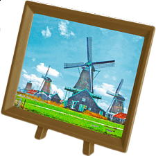 Showpiece XS - The Windmills - 101-499 Pieces