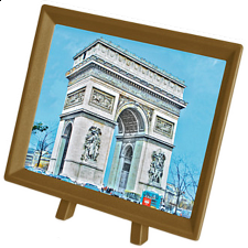 Showpiece XS - Arch of Triumph, France - Jigsaws