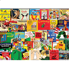 Classic Picture Books - Large Piece - Jigsaws