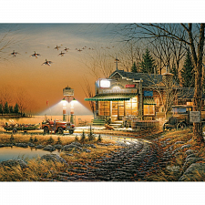 Terry Redlin - Welcome to Paradise - 1000 Pieces