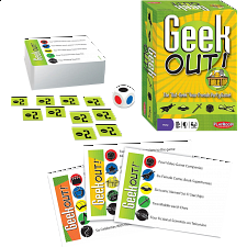 Geek Out! - TableTop Limited Edition - Party Games
