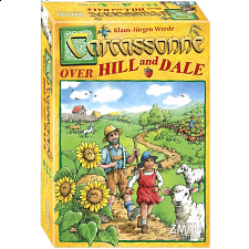 Carcassonne: Over Hill and Dale -
