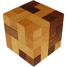 Blockhead - European Wood Puzzles