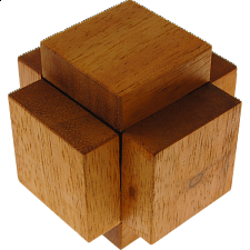 Interlock 3 - Other Wood Puzzles