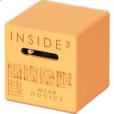 INSIDE3 - Mean Novice - Maze Puzzles