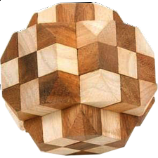 Grand Star - Other Wood Puzzles