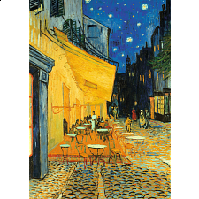 Vincent van Gogh: Café Terrace at Night - 1001 - 5000 Pieces