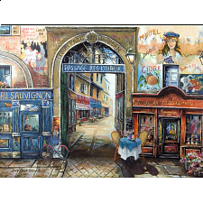 Passage to Paris - 1001 - 5000 Pieces