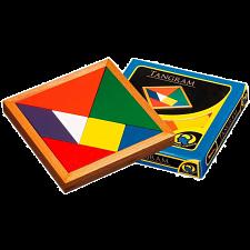 Tangram - Colored -